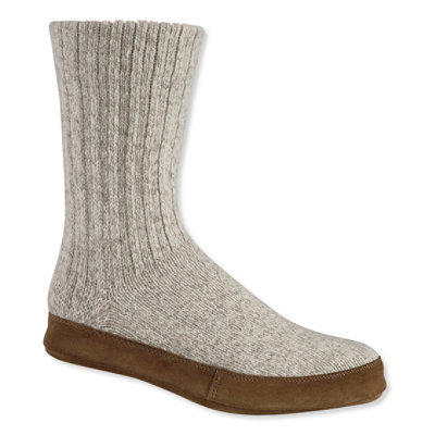 Adults' Knit Slipper Socks