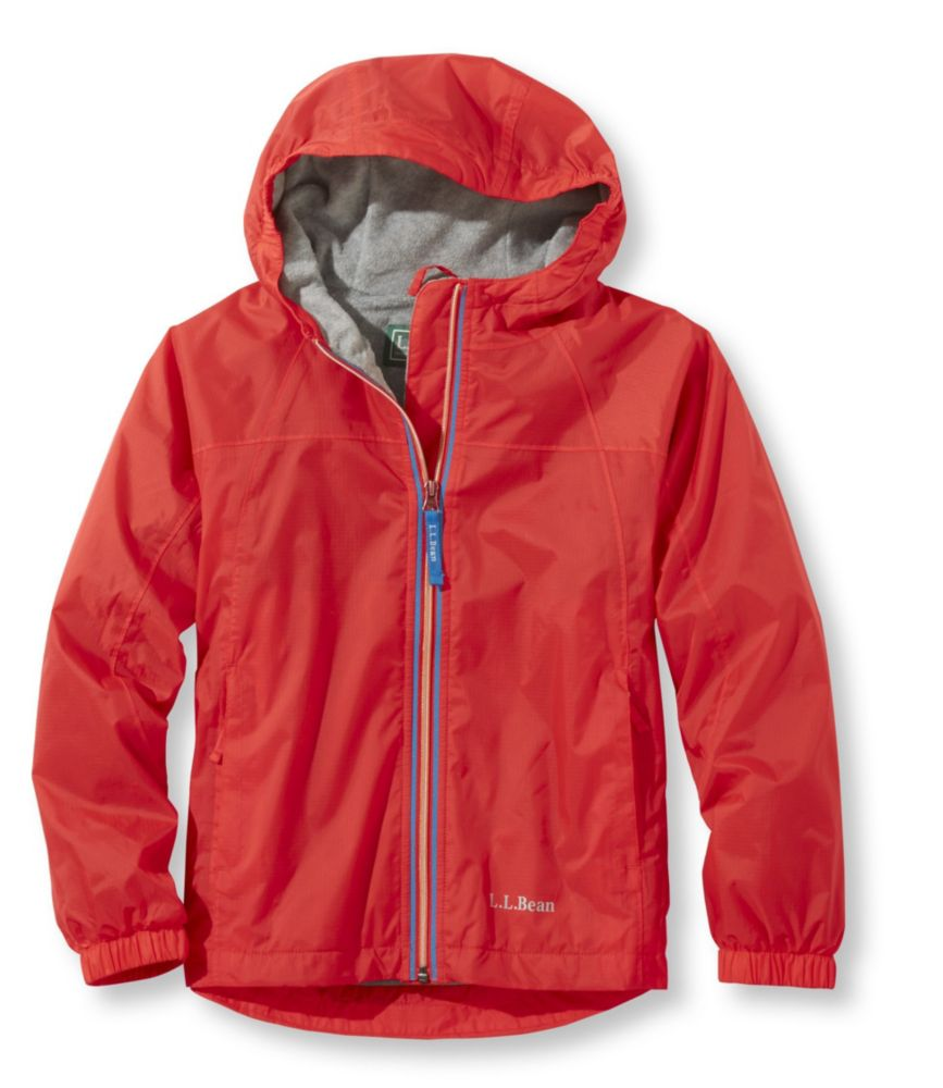 photo: L.L.Bean Discovery Rain Jacket, Lined