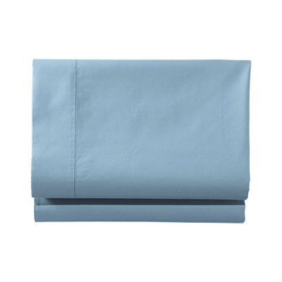 280-Thread-Count Pima Cotton Percale Sheet, Fitted