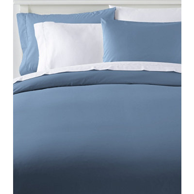 280-Thread-Count Pima Cotton Percale Comforter Cover