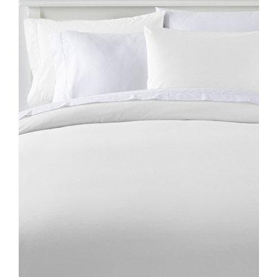 280-Thread-Count Pima Cotton Percale Comforter Cover
