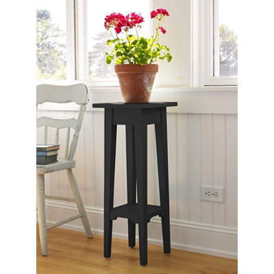 Painted Cottage Plant Stand, 28""