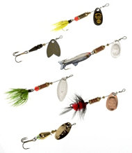 Mepps Ultra Lite Lure Kit