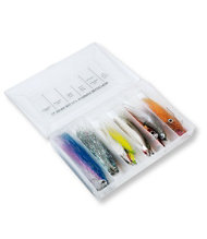 Deluxe Fly Selection, Big Fly Striped Bass