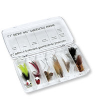 Bean's Essential Fly Selection, Smallmouth Bass