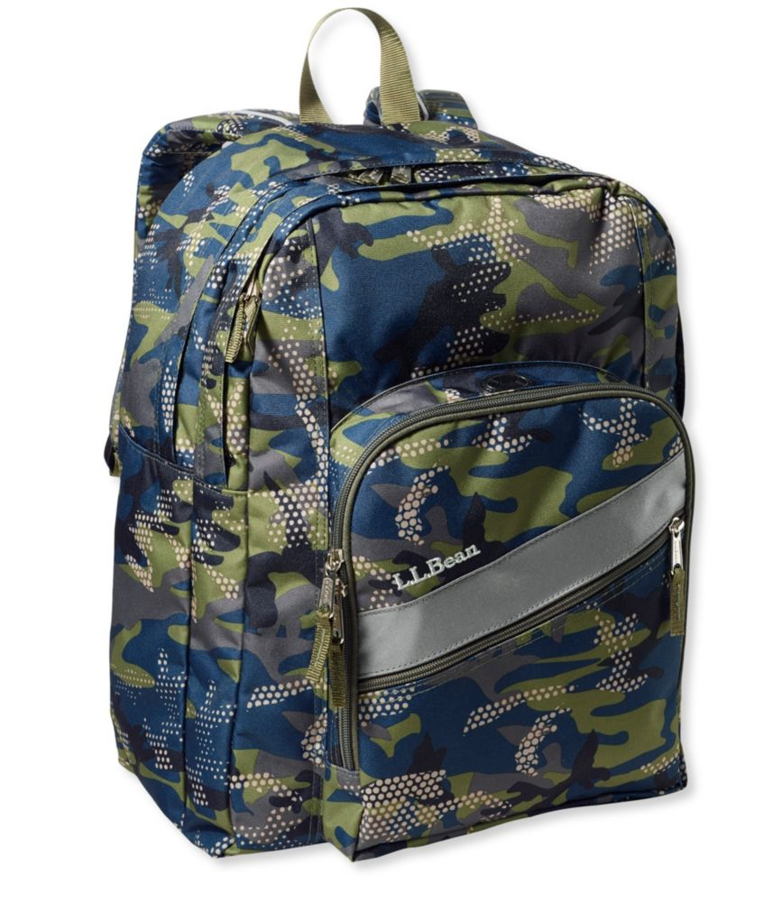 photo: L.L.Bean Deluxe Kids Backpack