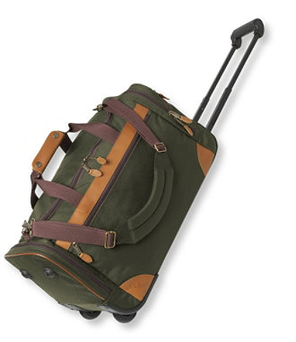 Sportsman's Rolling Gear Bag