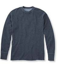 Men's Two-Layer River Driver's Shirt, Crewneck