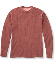 Men's Two-Layer River Driver's Shirt, Crewneck