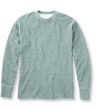 Two-Layer River Driver's Shirt, Crewneck