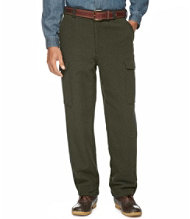 Men's Maine Guide 6-Pocket Wool Pants with Windstopper
