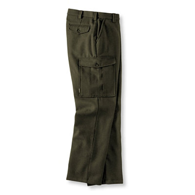 Maine Guide 6-Pocket Wool Pants with WINDSTOPPER