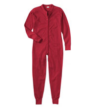 Women's Two-Layer Union Suit