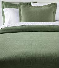 Vintage Matelass� Bedspread