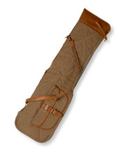 Maine Guide Waxed Canvas Takedown Shotgun Case