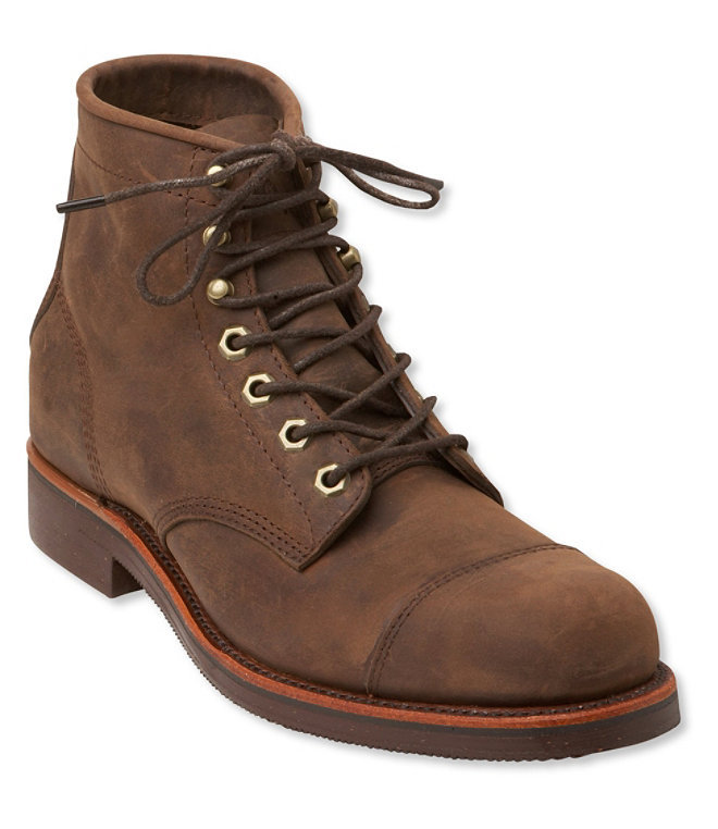 Maine Engineering Shoe Vs. Katahdin Iron Works Engineer ...
