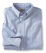Seersucker Shirt, Traditional Fit Stripe