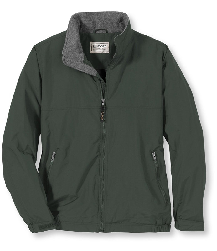 SALE Lightweight Warm-Up Jacket with your logo at L.L.Bean Direct ...