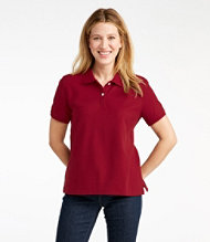 Women's Premium Double L Polo