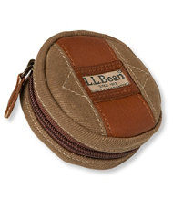 Maine Guide Waxed-Canvas Reel Case