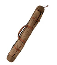 Maine Guide Waxed-Canvas Two-Piece Rod Case