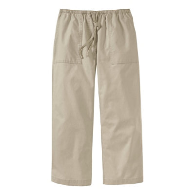 Women's Sunwashed Canvas Pants, Cropped