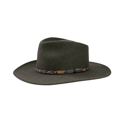 Stetson� Expedition Crushable Wool Hat