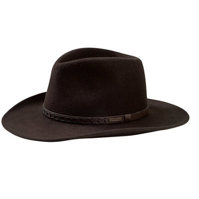 Stetson� Sturgis Crushable Wool Hat