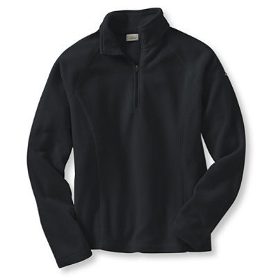 Women's Fitness Fleece, Quarter-Zip Pullover