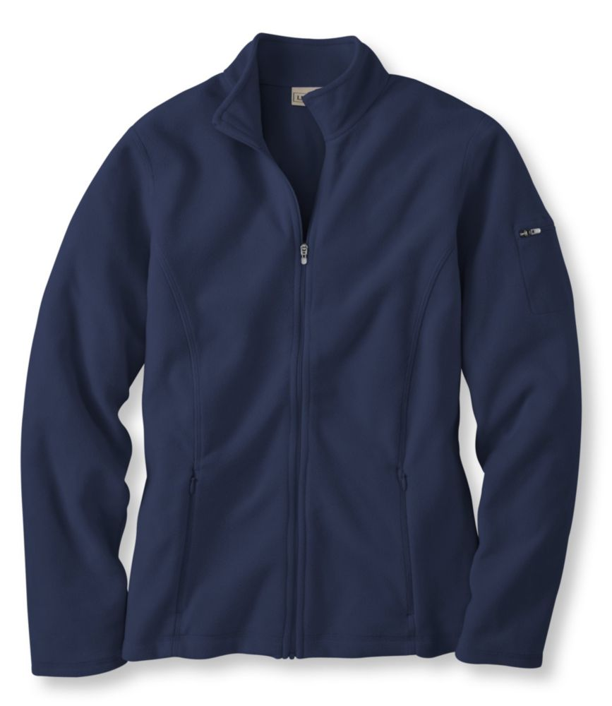 L L Bean Fitness Fleece Jacket Trailspace Com
