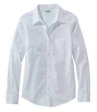Wrinkle-Free Pinpoint Oxford Cloth Shirt
