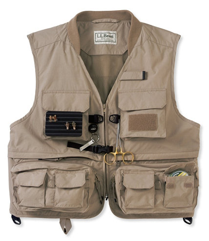 West branch fishing vest free shipping at l l bean for Womens fishing vest