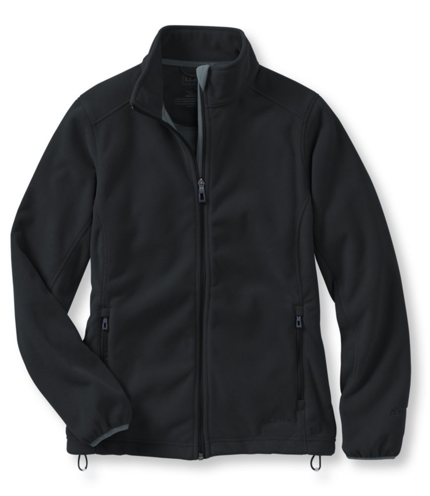 photo: L.L.Bean Women's Wind Challenger Fleece Jacket fleece jacket