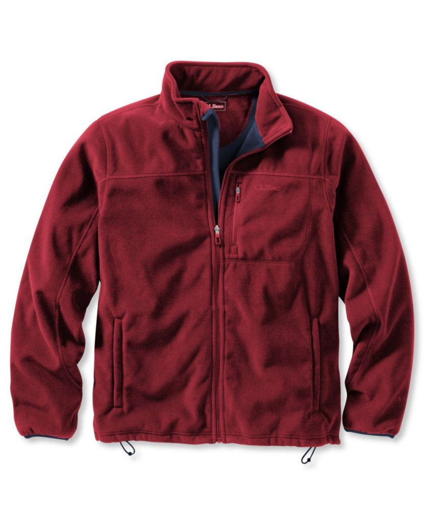 photo: L.L.Bean Wind Challenger Fleece Jacket fleece jacket