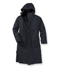 Nor'easter Commuter Coat with Gore-Tex, Knee Length