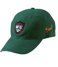 Men's MIF&W Baseball Cap, Deer
