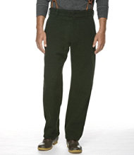 Maine Guide Wool Pants, Four-Pocket