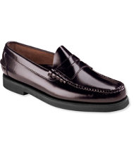 Men's Classic Penny Loafers, Rubber Sole