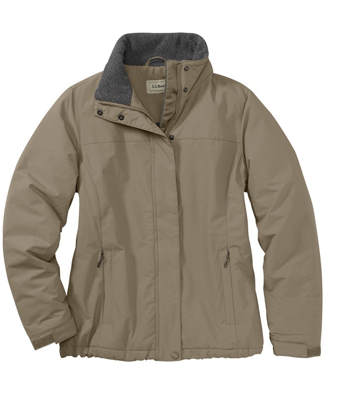 Warm-Up Jacket with your logo at L.L.Bean Direct to Business