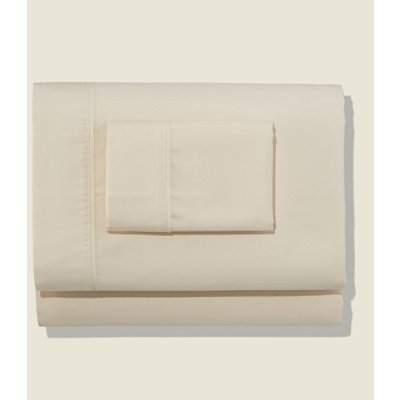 Wrinkle-Resistant Pillowcases, Set of Two