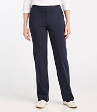 Women's Perfect Fit Straight-Leg Pants