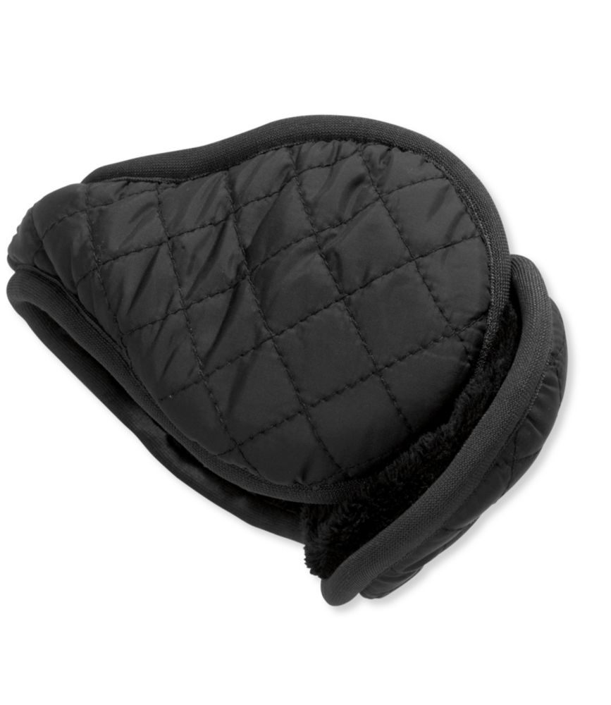 180s Quilted Ear Warmers