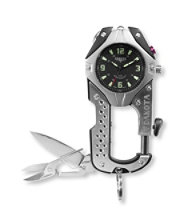 Dakota Knife Clip Watch