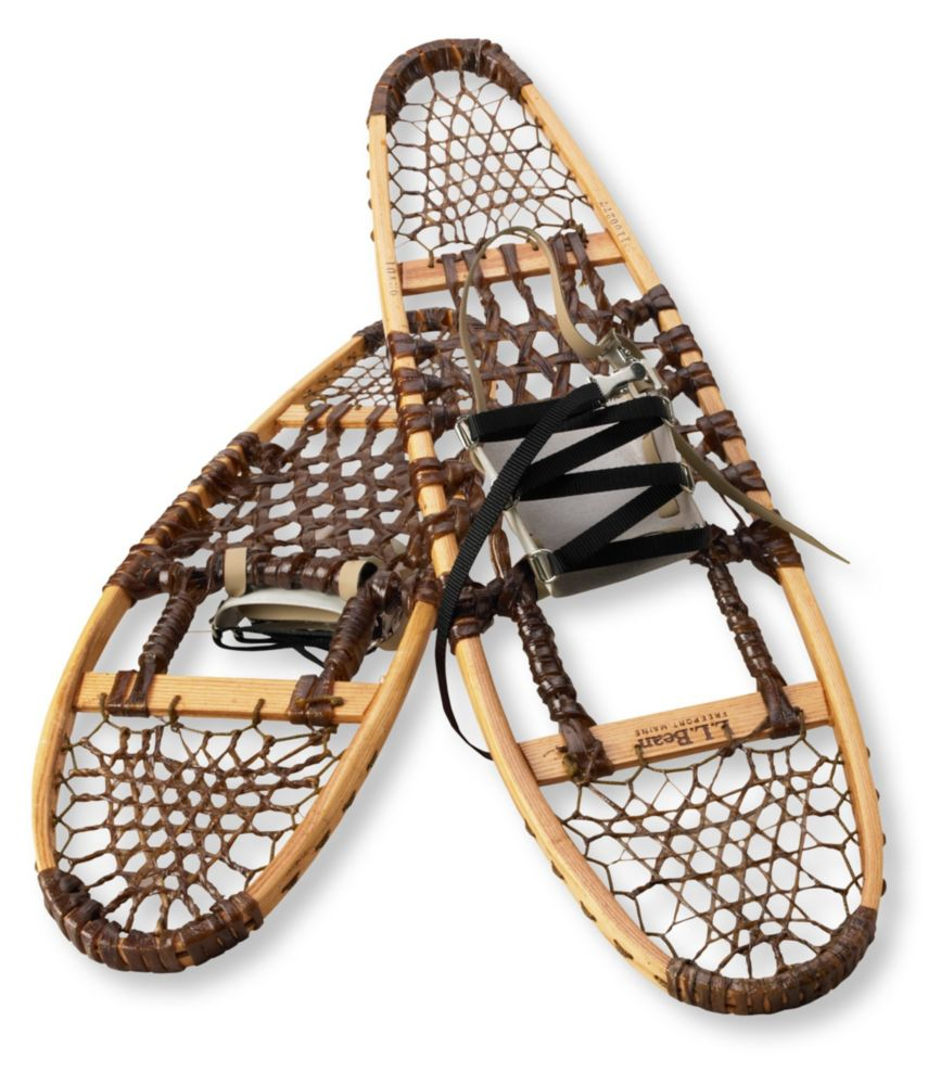 photo: L.L.Bean Green Mountain Snowshoes recreational snowshoe
