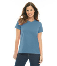 Carefree Unshrinkable T-Shirt, Short-Sleeve