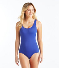 BeanSport� Swimwear, Tank Suit