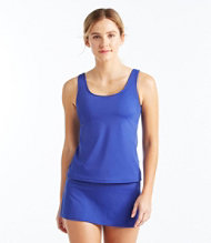 BeanSport� Swimwear, Scoopneck Tankini Top