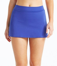 BeanSport� Swimwear, Skirted Bottom