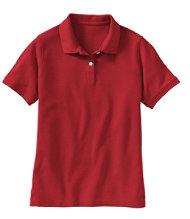 Premium Double L Polo, Short-Sleeve