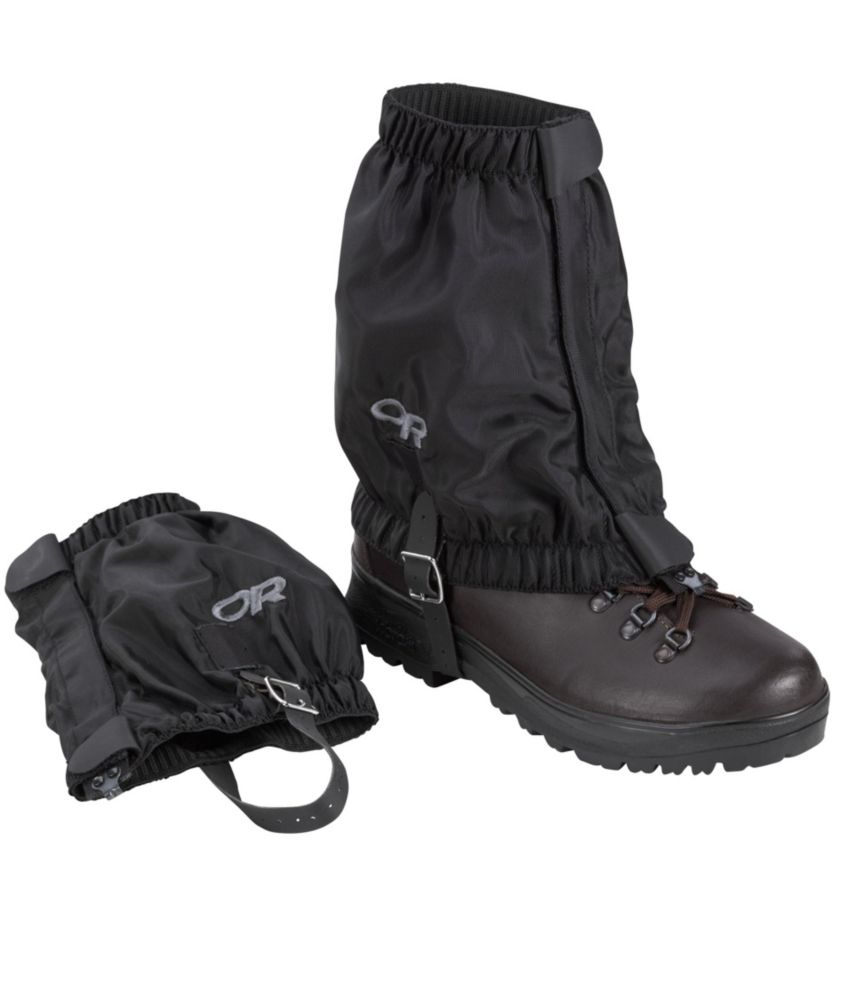 photo: Outdoor Research Rocky Mountain Low Gaiters